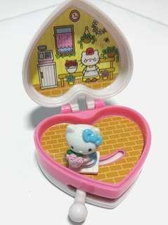 Bandai Hello Kitty Display