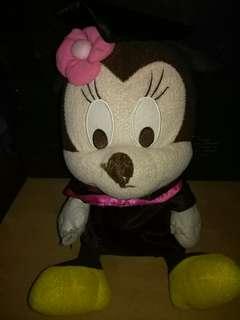 Mickey mouse graduation big stuffed toys