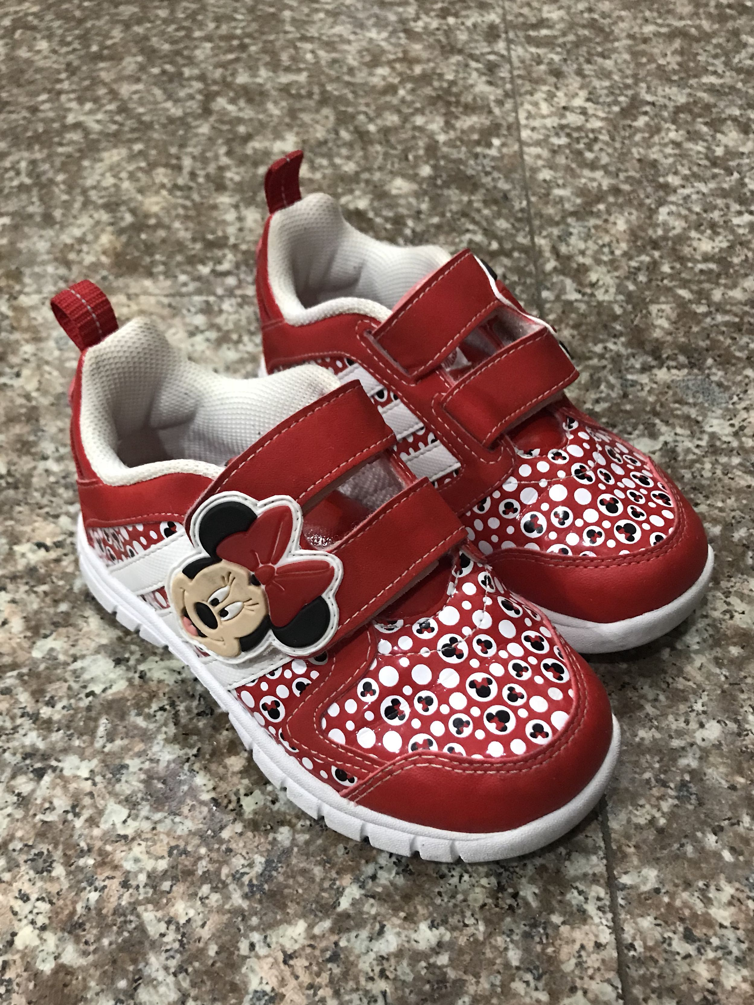 Adidas Minnie Mouse Sneakers for Girls