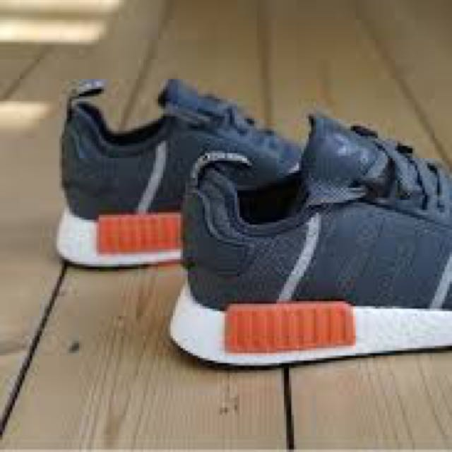 323069684 Adidas NMD R1 Original - Dark grey