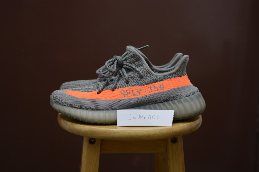 low priced 7a0b1 419a3 [PK] Adidas Yeezy Boost 350 V2 - Beluga 1.0 - UK 9