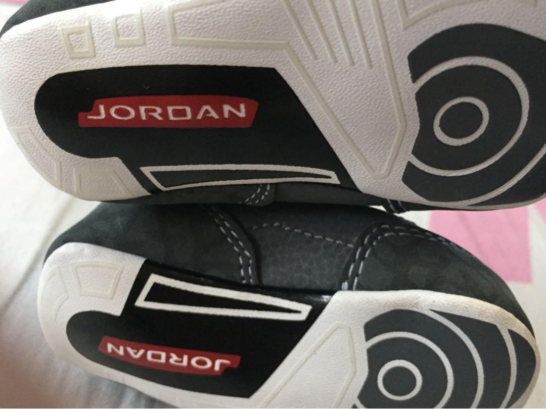 8549723f7729ec Baby Jordan Shoes size US1C- 0-3mos baby