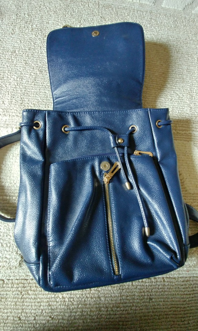 Backpack Style Purse