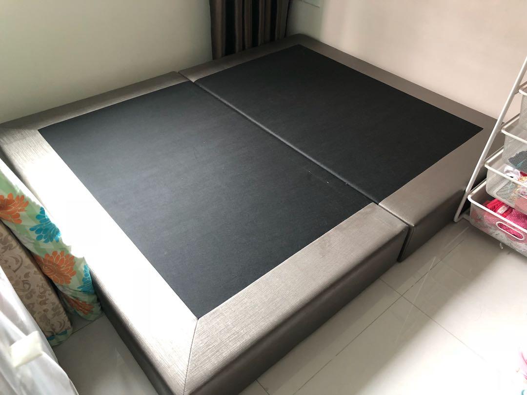 Bed frame / Bed based