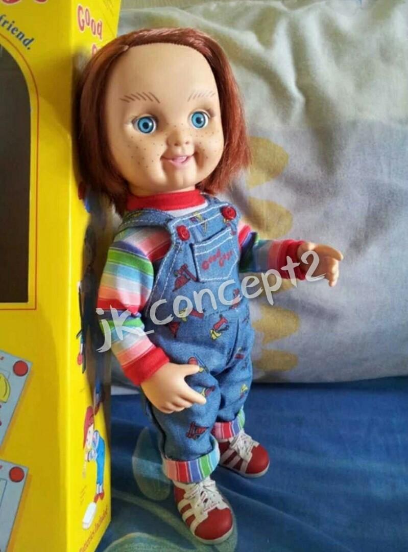 Chucky Doll Good Guys Life Size 1 Dream Rush 2008 Toys Games