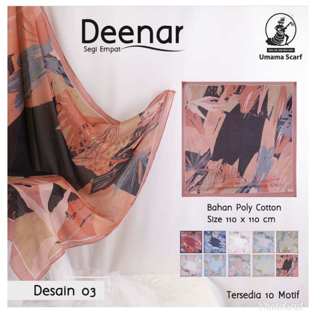 Deenar Series Olshop Fashion Olshop Muslim Di Carousell