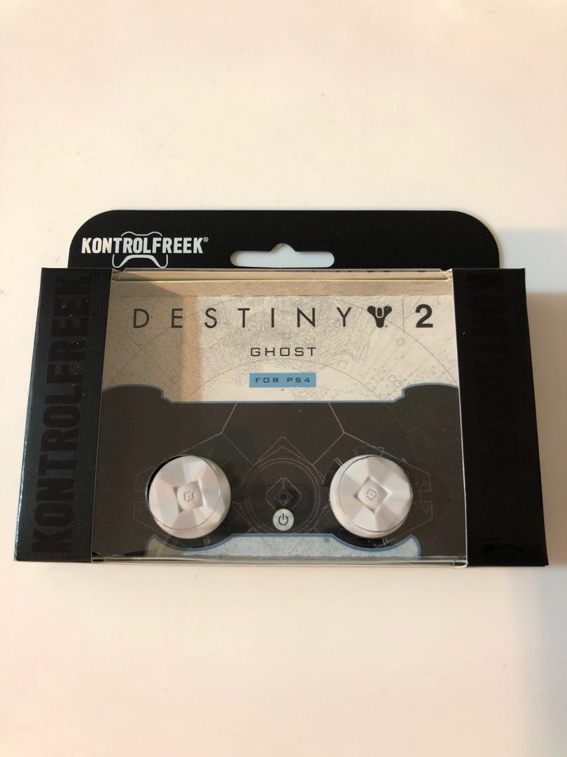Destiny 2 Kontrol Freek Thumb Grips PS4 Controller