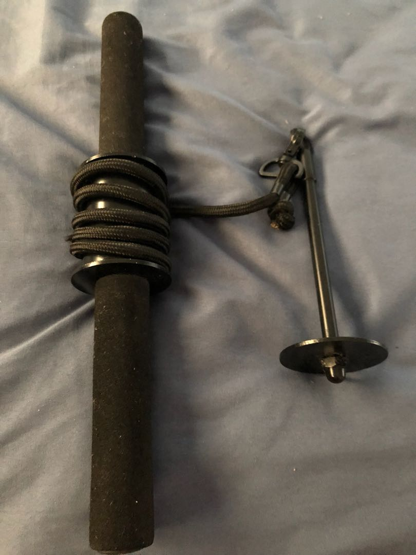 Forearm Rotation Bar Sports Sports Games Equipment On Carousell