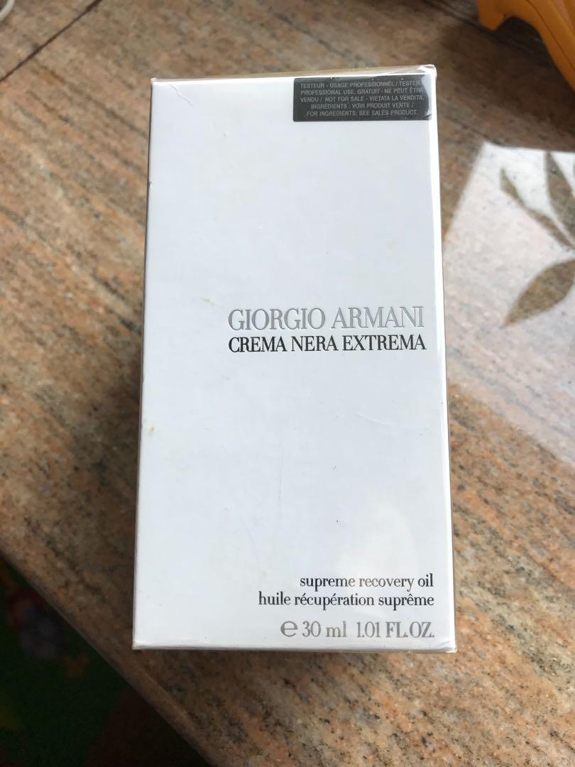Giorgio Armani Supreme Recovery Oil