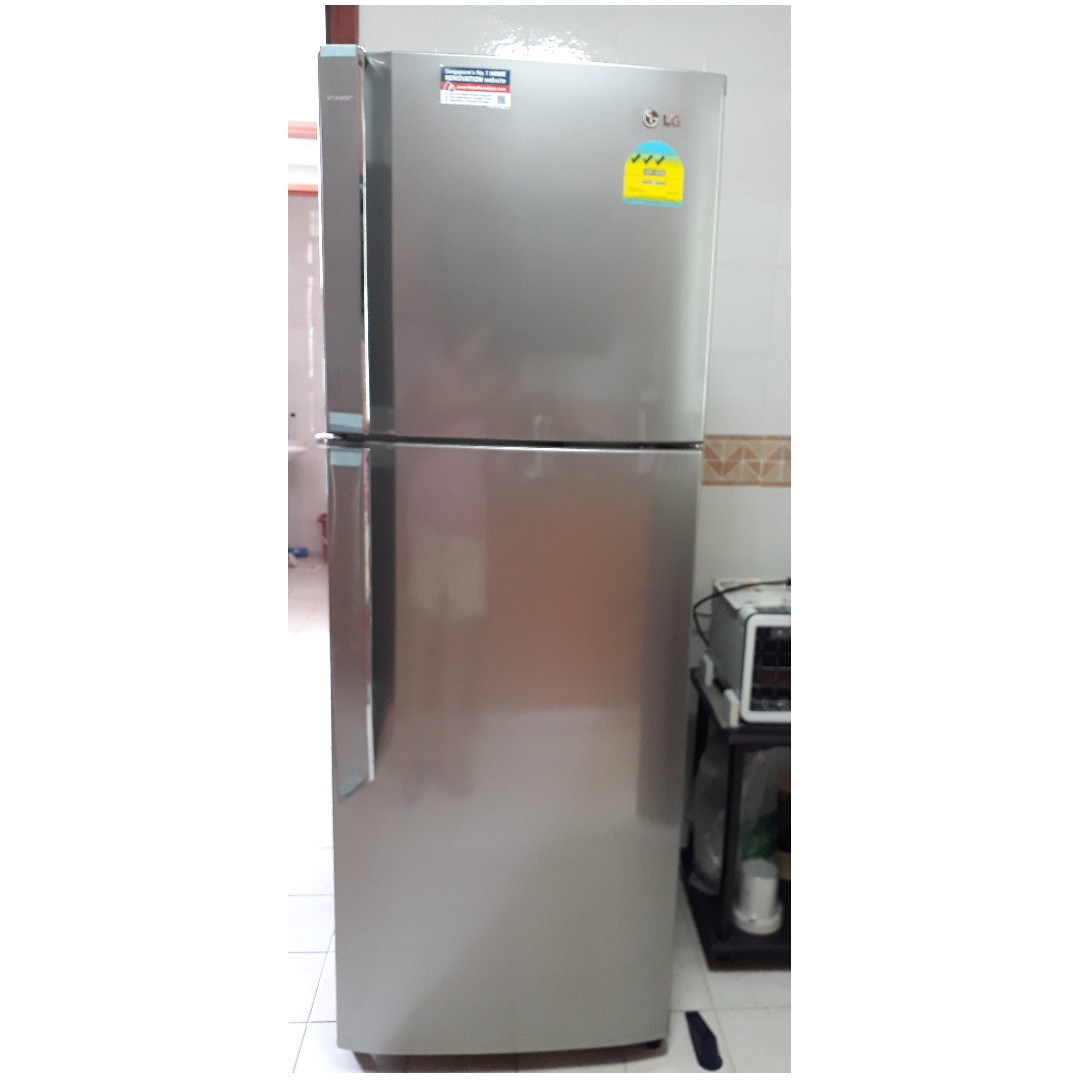 LG 321L Fridge/Freezer GR-B402CLC