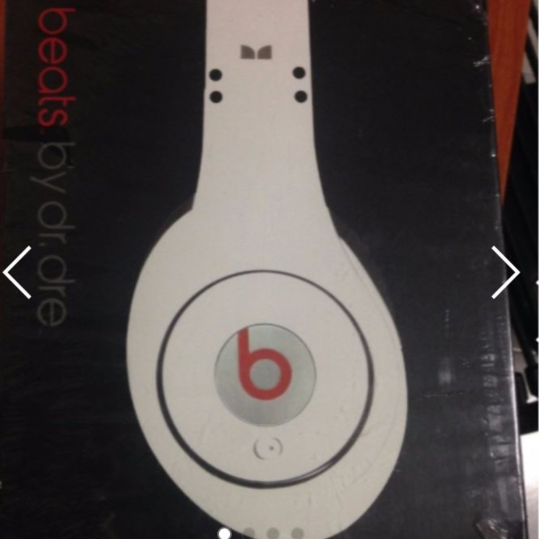 54eb9b885 Monster Beats by Dr Dre Studio, Electronics, Audio on Carousell