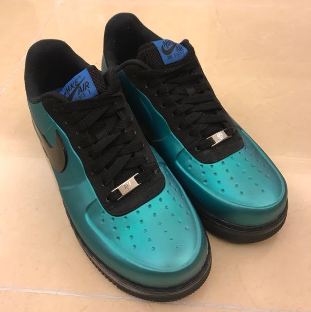 meet 6d104 56f48 Nike Air Force 1 Foamposite Pro Low size 44