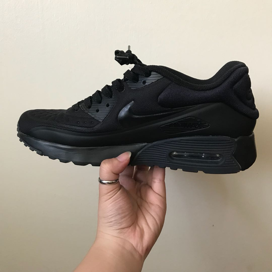 4f9e678c6 Nike Air Max 90 Ultra SE in Triple Black