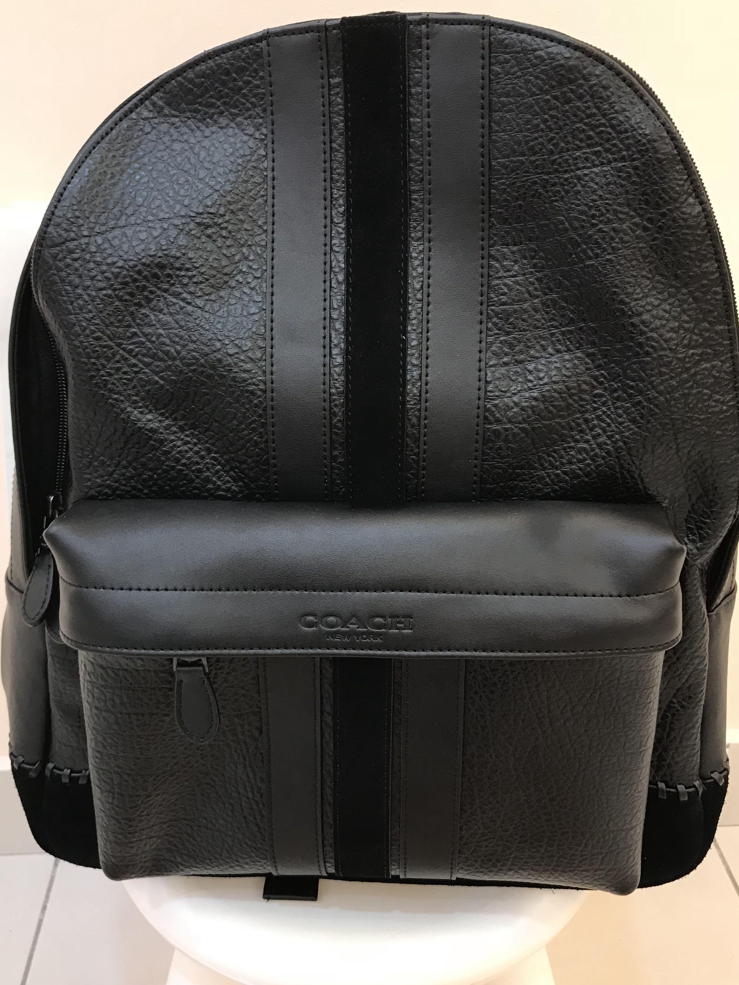 Original coach men backpack laptop backpack 8f9124a0df07b