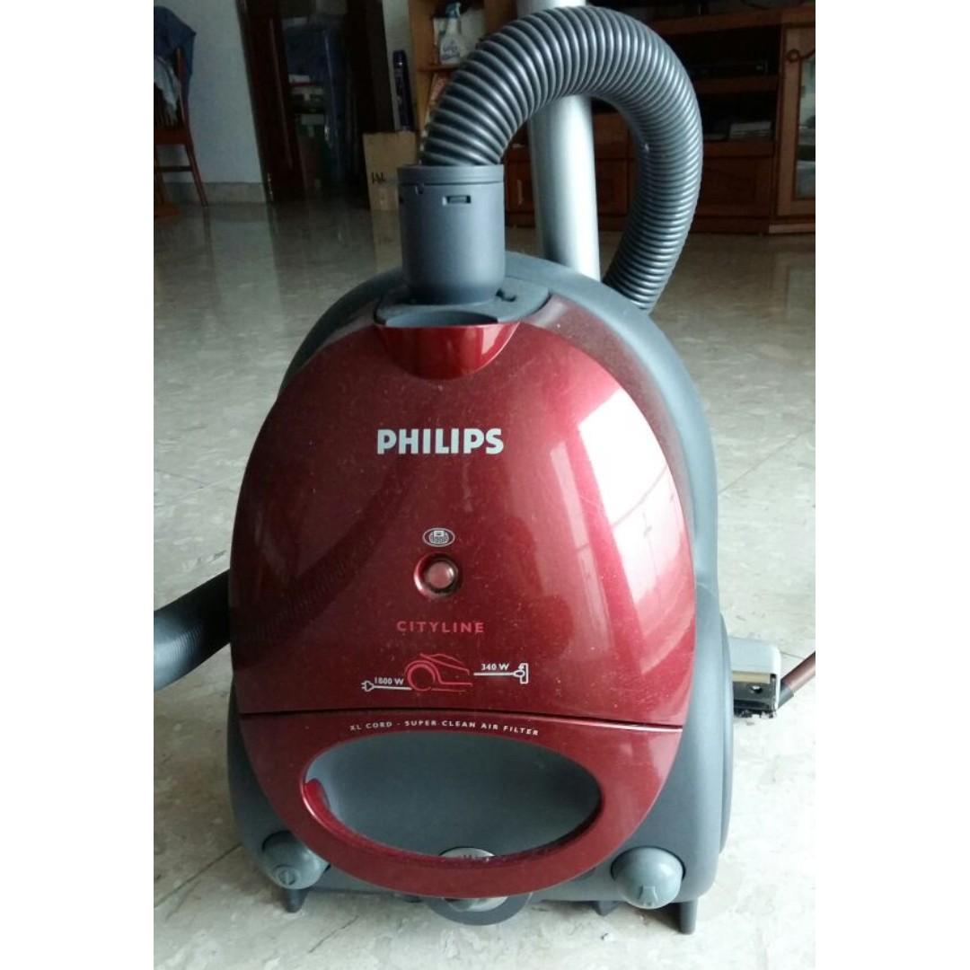 Philips Cityline Vacuum Cleaner