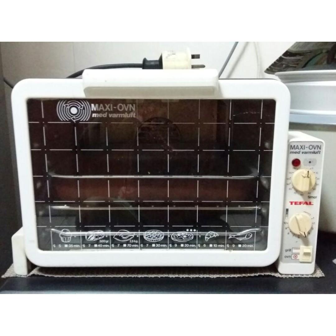 Tefal Maxi Oven 18L
