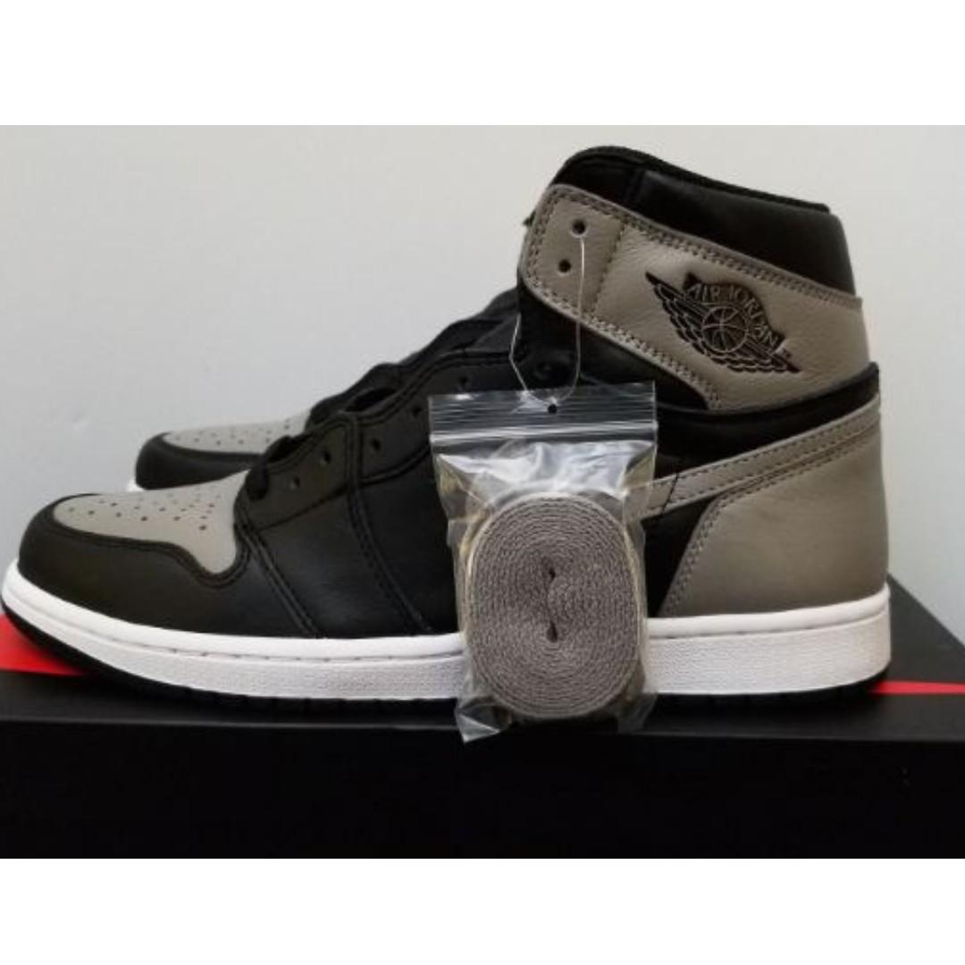 1c72576bd58 US 8.5 & 9.5 Nike Air Jordan 1 Shadow, Men's Fashion, Footwear, Sneakers on  Carousell
