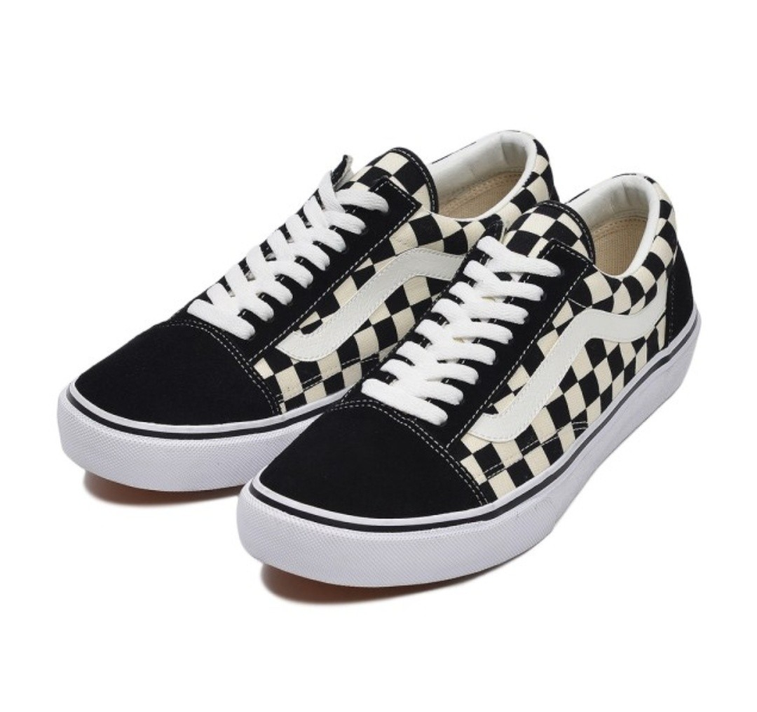 6f0a01218c Vans oldskool Japan v36-38 black-white checkerboard