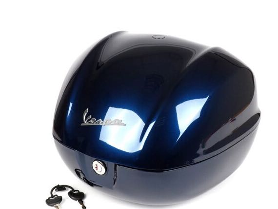 Vespa Primavera Top Box (ALL COLOURS AVAILABLE), Motorbikes