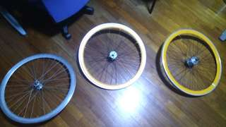 Purefix and statebike co wheels