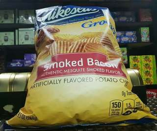 Mikesells Smoked Bacon Chips