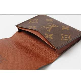 Ori LV monogram Card holder
