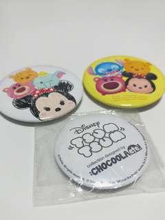 Tsum Tsum Badges