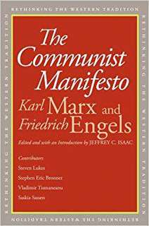 KARL MARX - The communist manifesto