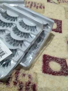 MINK STYLED FAUX LASHES