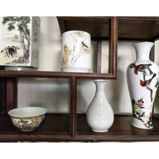Various porcelain for sale 12 , 各种瓷器出售 12