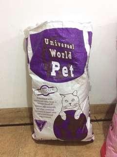 Makan Kucing Universal 1kg
