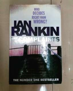 The Complaints by Ian Rankin