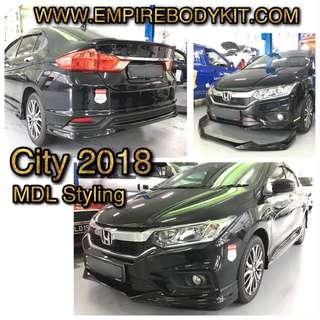 Honda City Bodykit 2016 2017 2018