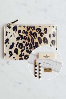 Kate Spade New York Pencil Pouch (Brand New)