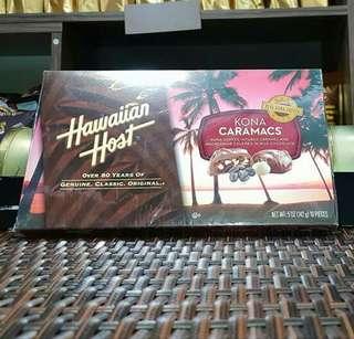 Hawaiian Host Caramacs Imported Chocolates