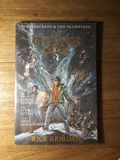 Percy Jackson: The Titan's Curse Graphic Novel