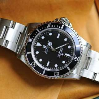 Want to buy Rolex 14060 / 14060m