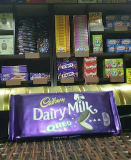 Cadbury Chocolate Variants