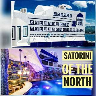 2d1n SATORINI OF THE NORTH VITALIS VILLAS ILOCOS with full board meals