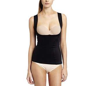 [IN-STOCK] Maidenform Flexees Womens Dream Shapewear Wear Your Own Bra Torsette 1866 - Modern Black