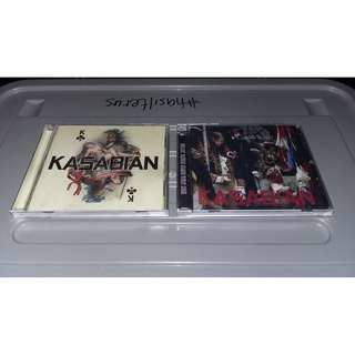 KASABIAN (2 Lot CD, Album) (FOR SALE)