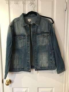 Mendocino jean jacket