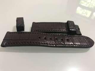 Di Stefano Firenze alligator watch strap 24mm