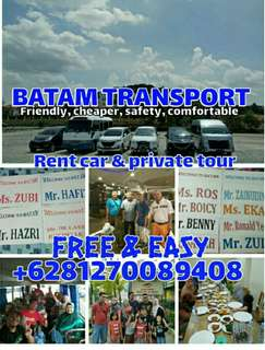 Batam transport service