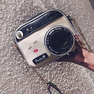 小包包潮流照相机造型