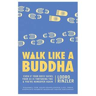 Walk Like a Buddha: Even if Your Boss Sucks, Your Ex Is Torturing You, and You're Hungover Again Kindle Edition by Lodro Rinzler  (Author)