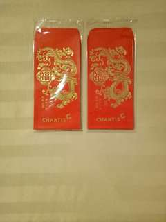🐉 Chartis Red Packets