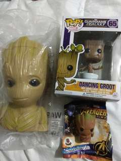 Groot Collectibles