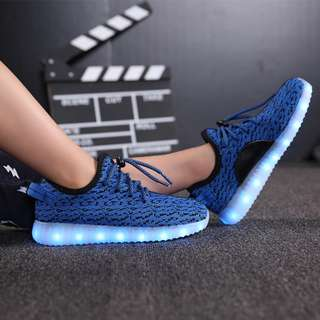 [PO] PROMOTION FOR MONTH OF MAY 2018  !!!RECHARGERABLE LED SHOES WITH USB CABLE TO CHARGE FOR KIDS AGE 4-13 YEAR OLD !!! MANY MANY DESIGN TO CHOOSE !!! PM TO DEAL NOW PROMOTION PRICE !!!!