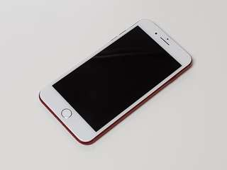 Iphone 7 plus 32gb red edition openline to all network lte